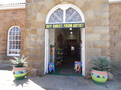 Craft Art Workshop in Mossel Bay